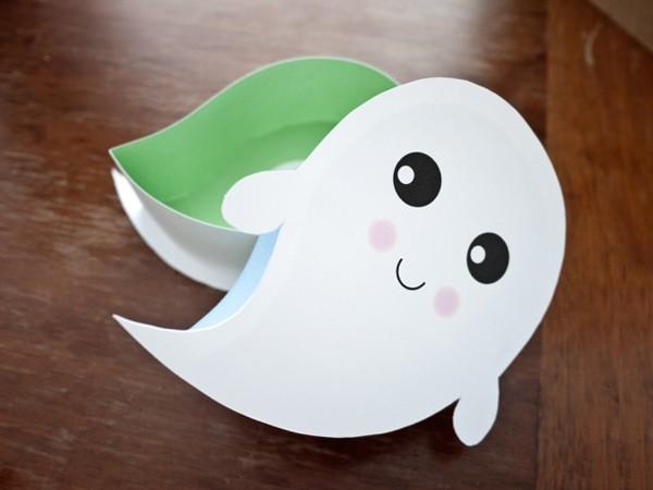 Caixa de Doces Para Halloween – Material e Como Fazer