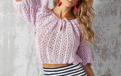 Blusa Candi Ciganinha Em Crochê – Material e Receita