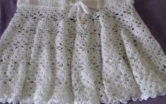 Saia Gode Infantil Em Crochê – Material e Passo a Passo