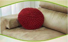 Almofada Escamas Em Crochê – Material e Vídeo Aula