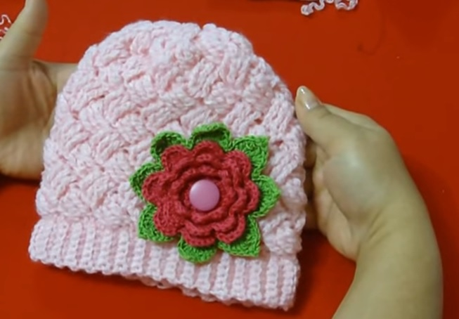 Gorro Infantil May Queen Crochê – Material e Vídeo