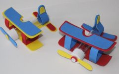 Lembrancinha Avião Pequeno Príncipe EVA – Material e Vídeo