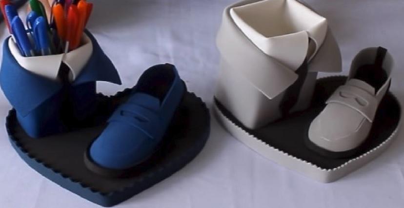 Lembrancinha Sapato Em Eva Material E Vídeo Bigtudo Artesanato