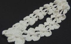 Tiara Borboletas de Crochê – Material, Receita e Vídeo