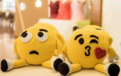 Boneco Smiles Em Crochê – Material e Receita
