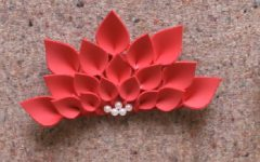 Porta Guardanapo de Natal Com EVA – Material e Vídeo