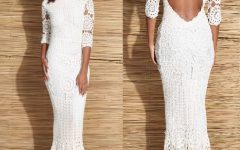 Vestido Natural Anne Crochê – Material e Receita