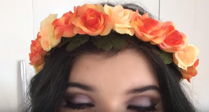 Coroa de Flores Para Carnaval – Material e Vídeo