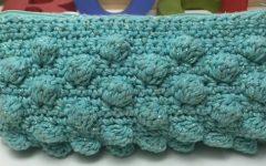 Bolsa Bolinha Em Crochê – Material e Vídeo