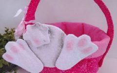 Cestinha de Páscoa Tecido – Material e Receita