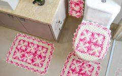 Jogo de Banheiro Falso Vagonite Crochê – Material e Receita