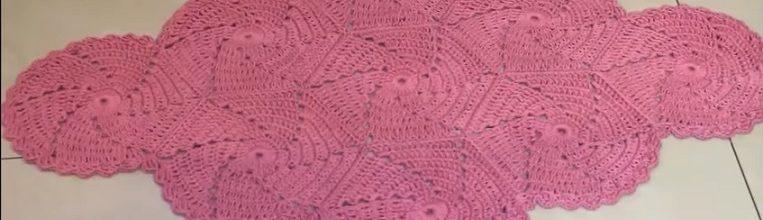 Próximo artigo. Tapete Espiral Em Crochê – Material e Vídeo 24b67b23b5d