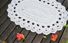 Tapete Natural Em Crochê – Material e Receita