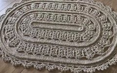 Tapete de Porta Em Crochê – Material e Vídeo