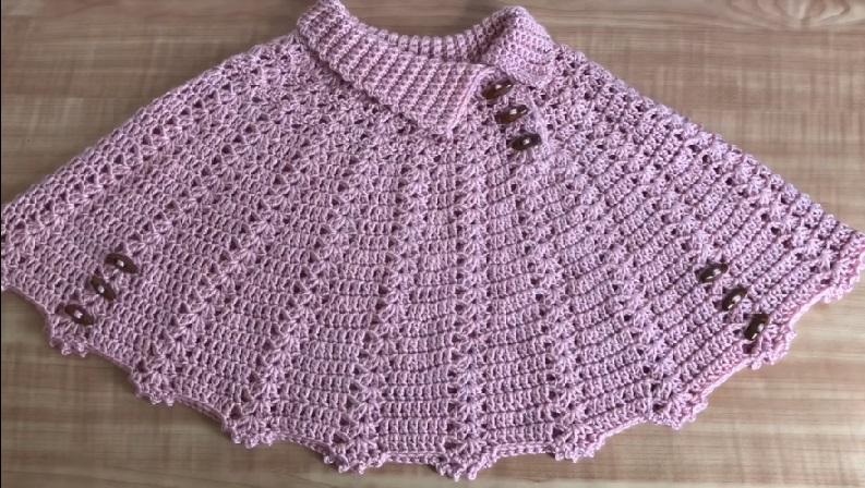 Capinha Fofura Baby Crochê – Material e Vídeo