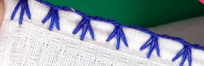 bdf7e962ff Caseado Pé de Galinha Em Crochê - Material e Vídeo