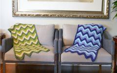 Manta Dupla Em Crochê – Material e Receita