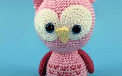 Amigurumi Coruja Bel Crochê – Material e Receita