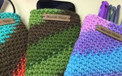 Porta Celular Milano Crochê – Material e Vídeo