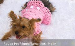 Roupa PET Em Crochê – Material e Vídeo