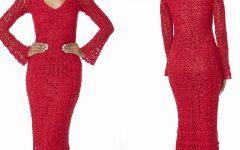 Vestido Longo Anne Crochê – Material e Receita