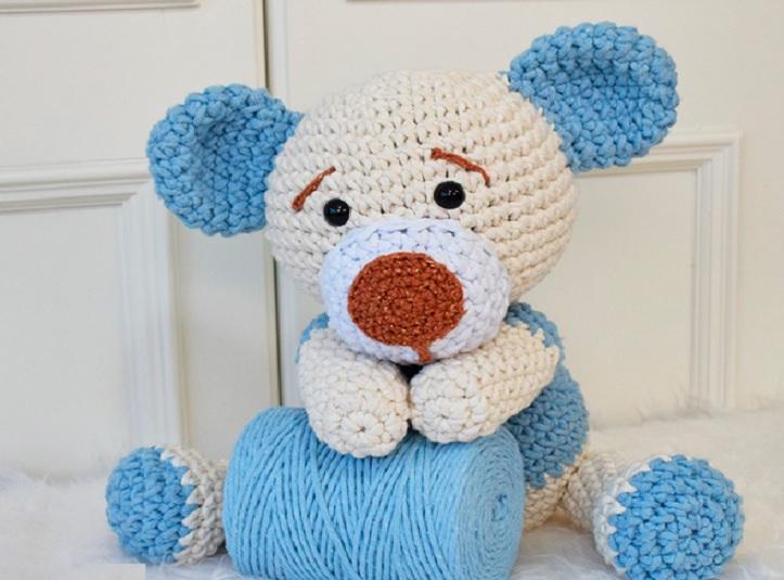 Urso – Bichinhos e Naninhas – LovelyCraft | 535x723