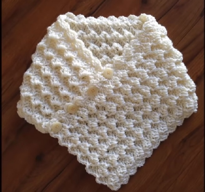 Gola Classic 3D Crochê – Material e Vídeo