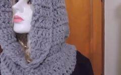 Touca Com Gola Em Crochê – Material, Receita e Vídeo