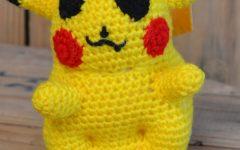 Amigurumi Pokemon Pikachu – Material e Vídeo