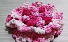 Flor Cravo Em Crochê – Material e Vídeo