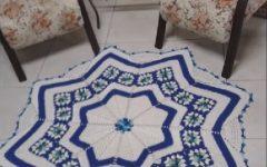 Tapete Estrelado Em Crochê – Material e Vídeo