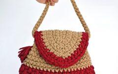 Bolsa Maxi Em Crochê – Material e Receita