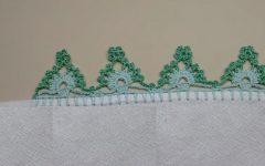 Barradinho Delicado e Fácil de Crochê – Material e Vídeo
