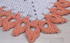 Bico de Tapete Em Crochê – Material e Vídeo