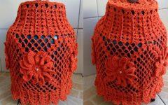 Capa Para Botijão Flor Gomos Em Crochê – Material e Vídeo