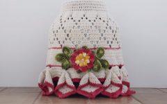 Capa de Botijão Origami Em Crochê – Material e Vídeo