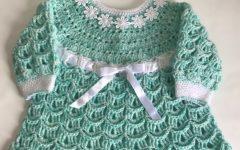 Vestidinho Laurinha Em Crochê – Material e Vídeo
