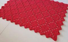 Tapete Quadradinhos Em Crochê – Material e Vídeo
