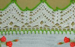 Barrado Lindo Em Crochê – Material e Vídeo