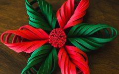 Flor de Natal Em EVA – Material e Vídeo