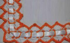 Bico Com Passa Fitas Em Crochê – Material e Vídeo