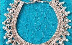 Colar De Pérolas Em Crochê – Material e Vídeo