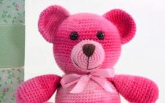 Ursinho Amigurumi Popy – Material e Como Fazer