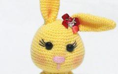 Amigurumi Coelhinha Mimosa Em Crochê – Material e Vídeo