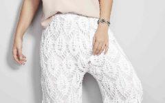 Calça Pantacourt Em Crochê – Material e Receita