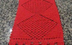 Caminho de Mesa Biquinho Em Crochê – Material e Vídeo
