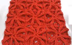 Ponto Estrela do Mar Em Crochê – Material e Vídeo