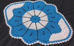 Tapete Para Banheiro Anita Em Crochê – Material e Vídeo