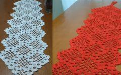 Trilho de Mesa Em Crochê – Material e Vídeo