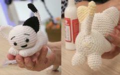 Amigurumi Gatinho Em Crochê – Material e Vídeo